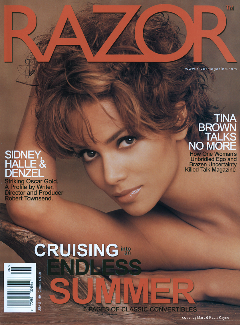 Halle Berry Razor cover61826.005