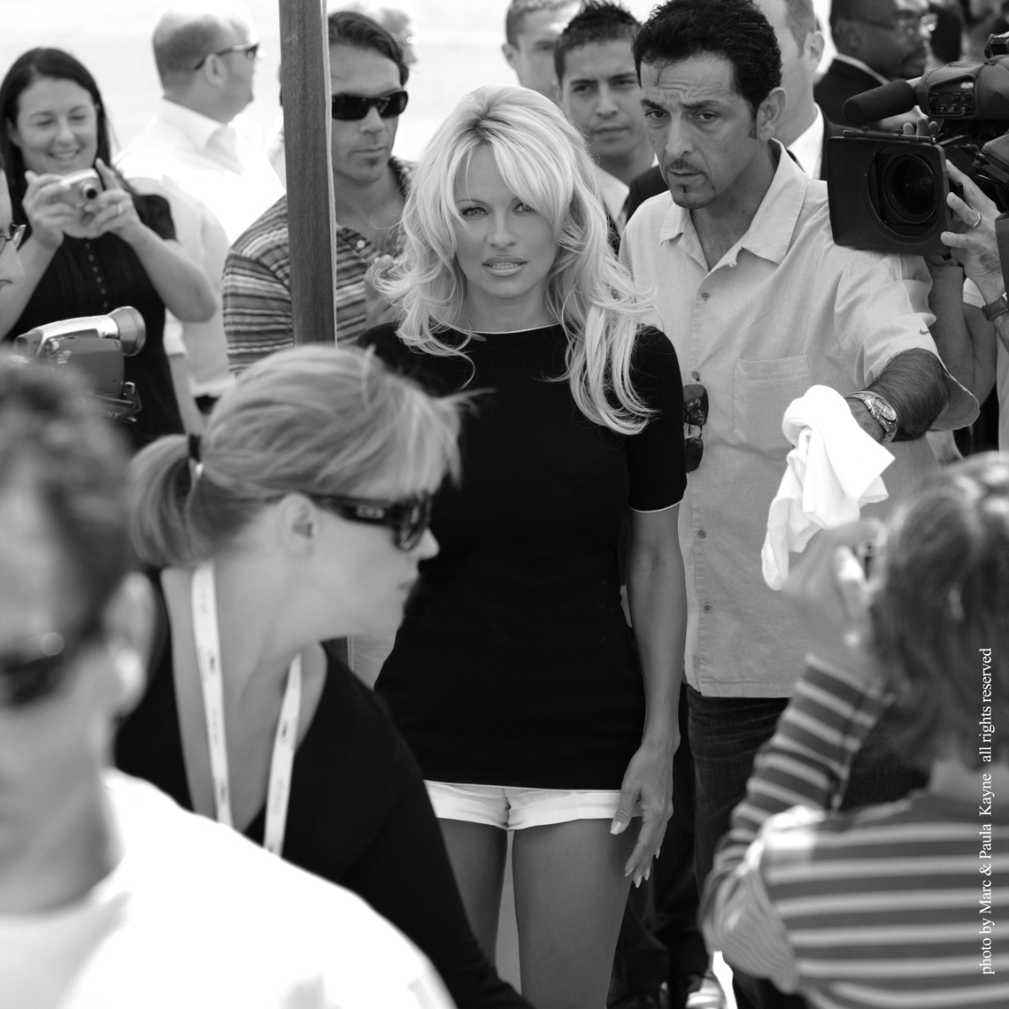 Pam anderson Cannes WXX8Z7404